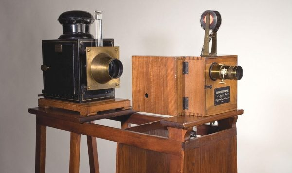 The Cinematograph, Circa 1895.